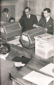 scrutinio referendum 2 giugno 1946