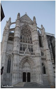 Beauvais cathedrale Saint Pierre