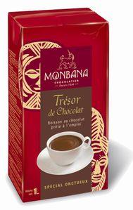trésor de chocolat brique monbana