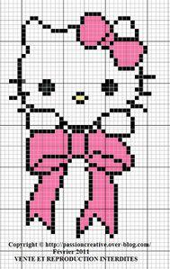 Hello Kitty - Ruban