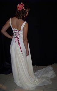 Robe de mariée Ivoire Cinabrin (4)