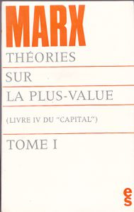 MARX THEORIES SUR...