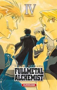 Fullmetal Alchemist Tomes 8-9