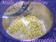 Bissara au bleu (Roquefort) ou Purée de pois cassés10