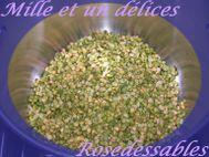 Bissara au bleu (Roquefort) ou Purée de pois cassés11