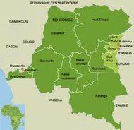 CARTE RD CONGO