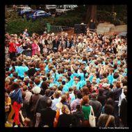 Fête des Vendanges de Montmartre : le live 0139