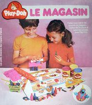 Magasin Play-Doh