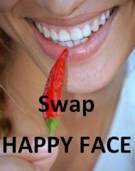 swap happy face