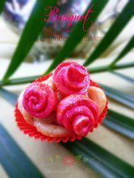 bouquet d'amandes vanillées