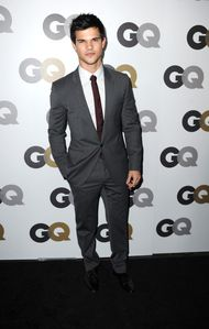 taylor lautner GQ man of the year party 2