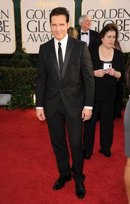 Peter Facinelli - Golden Globes Red Carpet 4