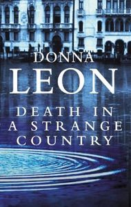 Donna Leon, Death in a strange country