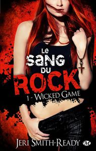 Le sang du rock tome 1 de jeri smith-ready