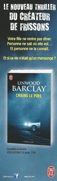 mp linwood barclay verso
