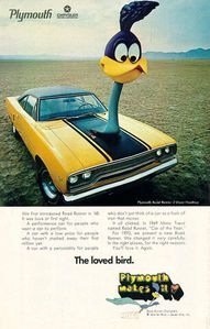1970 Plymouth Road Runner ad1