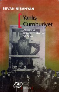 couverture Nisanyan