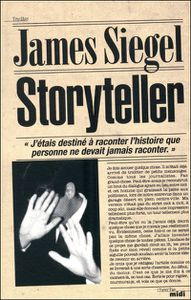storyteller - james siegel