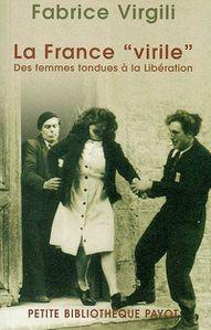les femmes tondues de Fabrice Virgili