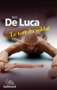 DE LUCA - Le tort du soldat