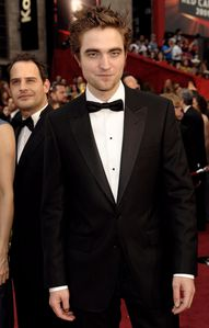 Robert Pattinson Oscars