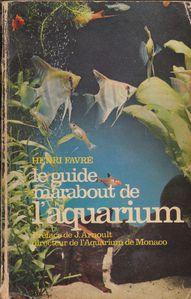 Marabout aquarium basse