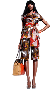 VLISCO SILENT EMPIRE FEV 2012