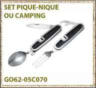 Vig couverts camping GO62 05C070