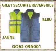 Vig gilet de securite GO62 09A001