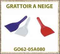 Vig grattoir a neige de voiture GOVA