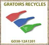 Vig grattoir recycle a neige de voiture GO38 12A1201