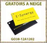 Vig grattoir recycle a neige de voiture GO38 12A1202