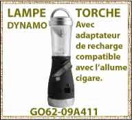 Vig lampe torche de voiture GO62 09A411