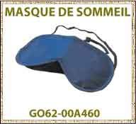 Vig masque de sommeil GO62 00A460