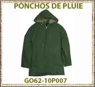 Vig ponchos pluie GO62 10P007