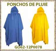 Vig ponchos pluie GO62 12P0078