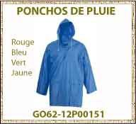 Vig ponchos pluie GO62 12P0151