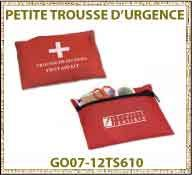 Vig trousse urgence voiture GO07TS610