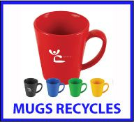MUGS RECYCLES