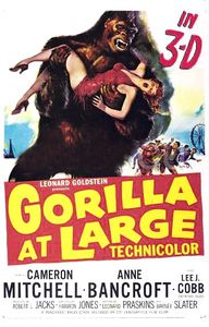 GORILLA AT LARGE (4)