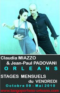 Stages Miazzo Padovani