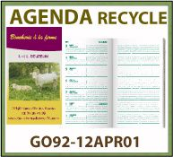 Agenda SE vign GO92 12APR01