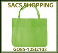 Vig Sac shopping intisse loisirsbag 50x40cm