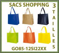 vig Sac shopping intisse citybag tailles