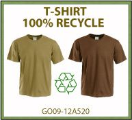 Vign T Shirt unisexe recycle GOVA GO09 12A520