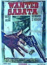 Wanted Sabata –1970- Roberto MAURI Wanted-Sabata-1