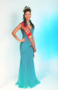 Miss Mouscron 2008, Mismy COUPEZ