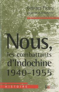 Combattants d'Indochine