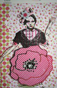 Gabistella mini sketch12 Fanny LAAS 02 2011
