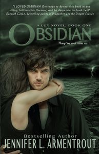 lux novel book 1 obsidian jennifer l armentrout